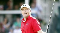 Americký golfista Jordan Spieth