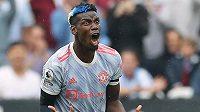 Paul Pogba po utkání s West Hamem čelil urážkám
