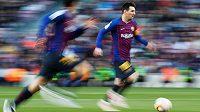 Souboj s Barcelonou a Lionelem Messim je největším tahákem podzimního účinkování Slavie v Lize mistrů.