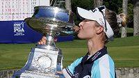 Golfistka Nelly Kordová vyhrála turnaj KPMG Women's PGA Championship