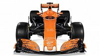 Monopost McLarenu MCL 32.