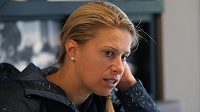 Česká tenistka Andrea Sestini-Hlaváčková je ohledně brzkého startu tenisových turnajů v sezoně skeptická.