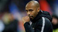 Skončí slavný kouč? Monako zbavilo trenéra Thierryho Henryho dočasně všech pravomocí a bude jednat o jeho další budoucnosti u týmu.