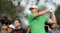Jordan Spieth během golfového turnaje Farmers Insurance Open.