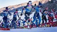 Česká běžkyně na lyžích Kateřina Razýmová.