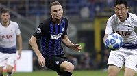 Milan Škriniar patří k důležitým hráčům Interu Milán