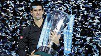 Srbský tenista Novak Djokovič je podle ITF nejlepším tenistou roku.