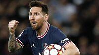 Hvězdný Lionel Messi dvěma góly pomohl Paris St. Germain v utkání Ligy mistrů k vítězství nad Lipskem.