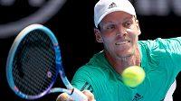 Tomáš Berdych hladce proklouzl do 3. kola Australian Open.