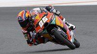 Španěl Raúl Fernández si dojel pro premiérové vítězství v Moto3