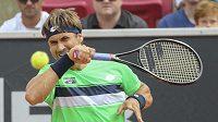 David Ferrer v semifinále v Bastadu.