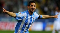 Málaga si pojistila talentovaného záložníka Iska na další tři roky.