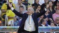 Bývalý trenér argentinské reprezentace Alejandro Sabella