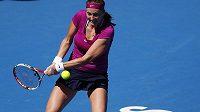 Petra Kvitová skončila v Sydney v semifinále.