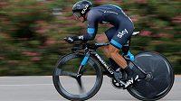 Britský cyklista Peter Kennaugh.