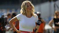 Italská sportovní moderátorka Diletta Leottaová se rozhodla potěšit fanoušky, kterým chybí fotbal.