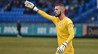 Český brankář Vojtěch Vorel chytá slovenskou nejvyšší soutěž za FK Senica. Na utkání v Nitře nebude vzpomínat v dobrém, věří, že nic podobného už nikdy nezažije.