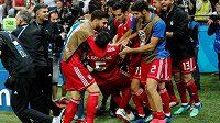 Po neuznaném gólu skončil jeden z členů realizačního týmu Íránu na fotbalovém mistrovství světa v nemocnici. Radost ze vstřelené branky byla velká, ale také předčasná.