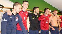 Čeští fotbalisté do 21 let vyhlížejí losování mistrovství Evropy.