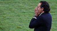 Trenéra Italů Cesare Prandelliho některé momenty finálového duelu se Španělskem doslova šokovaly.