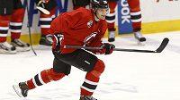 Šťastný start! Patriku Eliášovi elán v přípravě s New Jersey Devils nechybí...
