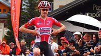 Belgický cyklista Harm Vanhoucke