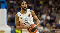 Opora Realu Madrid Chasson Randle.