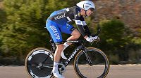 Nizozemský cyklista Niki Terpstra ze stáje Etixx-QuickStep.