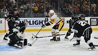 Český útočník Dominik Simon se v NHL těší na novou výzvu, bude hrát za Calgary.
