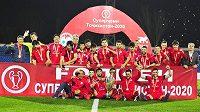 Vítězem Superpoháru v Tádžikistánu se stal mistrovský celek Istiklol Dušanbe