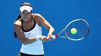 Do jakých pater až se podívá australská tenisová naděje Lizette Cabrearová?