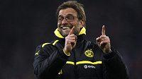 Jürgen Klopp z Borussie Dortmund odejít nehodlá, je v týmu úřadujícího šampióna bundesligy spokojený.