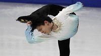 Juzuru Hanju vyhrál mistrovství čtyř kontinentů