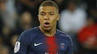Kylian Mbappé se k odchodu z Paris St. Germain nechystá.
