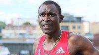 Světový rekordman v běhu na 800 metrů David Rudisha bude na MS v Londýně chybět.