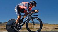 Švýcarský cyklista Fabian Cancellara
