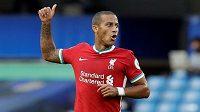 Nová posila fotbalistů Liverpoolu Thiago Alcántara má koronavirus.