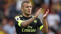 Jack Wilshere opouští Arsenal, jde hostovat do Bournemouthu.