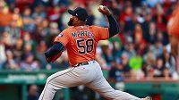Baseballista Houstonu Francis Martes přijde kvůli opakovanému dopingu o celou sezonu v MLB.