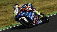 Motocyklový závodník Jakub Kornfeil doufá, že v Brně vylepší své maximum v MS.