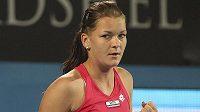 Poslá tenistka Agnieszka Radwaňská nechce hrát proti sestře