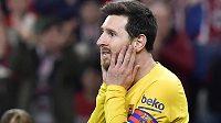 Slavný fotbalista Lionel Messi byl dojatý z reakce malých dětí.