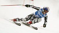 Ester Ledecká si na trati v La Thuile vylepšila maximum v SP v superobřím slalomu.