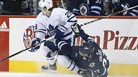 Dánský hokejový útočník Nikolaj Ehlers prodloužil o sedm let smlouvu s Winnipegem.