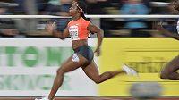Jamajčanka Shelly-Ann Fraserová-Pryceová má výstižnou přezdívku - Kapesní raketa.