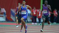 Jihoafrický běžec Wayde Van Niekerk (RSA) vyhrál v Paříži závod na 400 metrů.