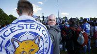 Fanoušci Leicesteru slaví titul.