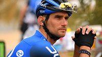 Roman Kreuziger v dresu týmu NTT Pro Cycling na Tour de la Provence.