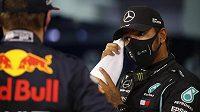 Kvalifikaci na Velkou cenu Bahrajnu formule 1 vyhrál sedminásobný mistr světa Lewis Hamilton z Mercedesu.