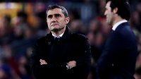 Valverde o rok prodloužil smlouvu s Barcelonou